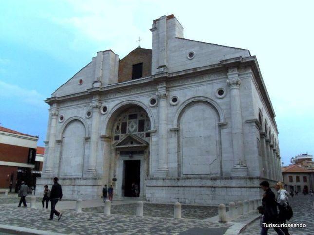 Rímini, la ciudad de Federico Fellini
