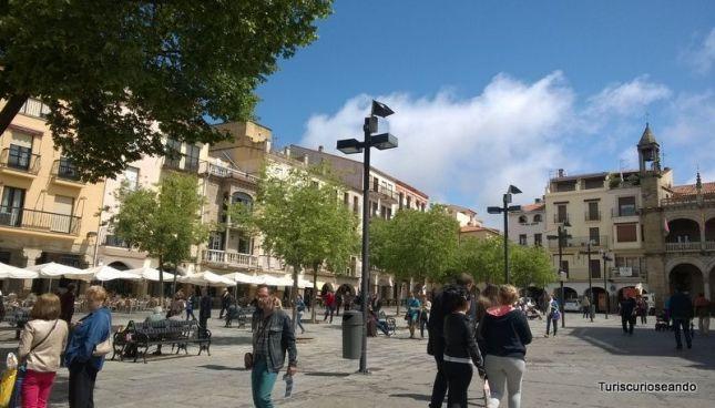 Plasencia, ciudad Patrimonio de la Humanidad