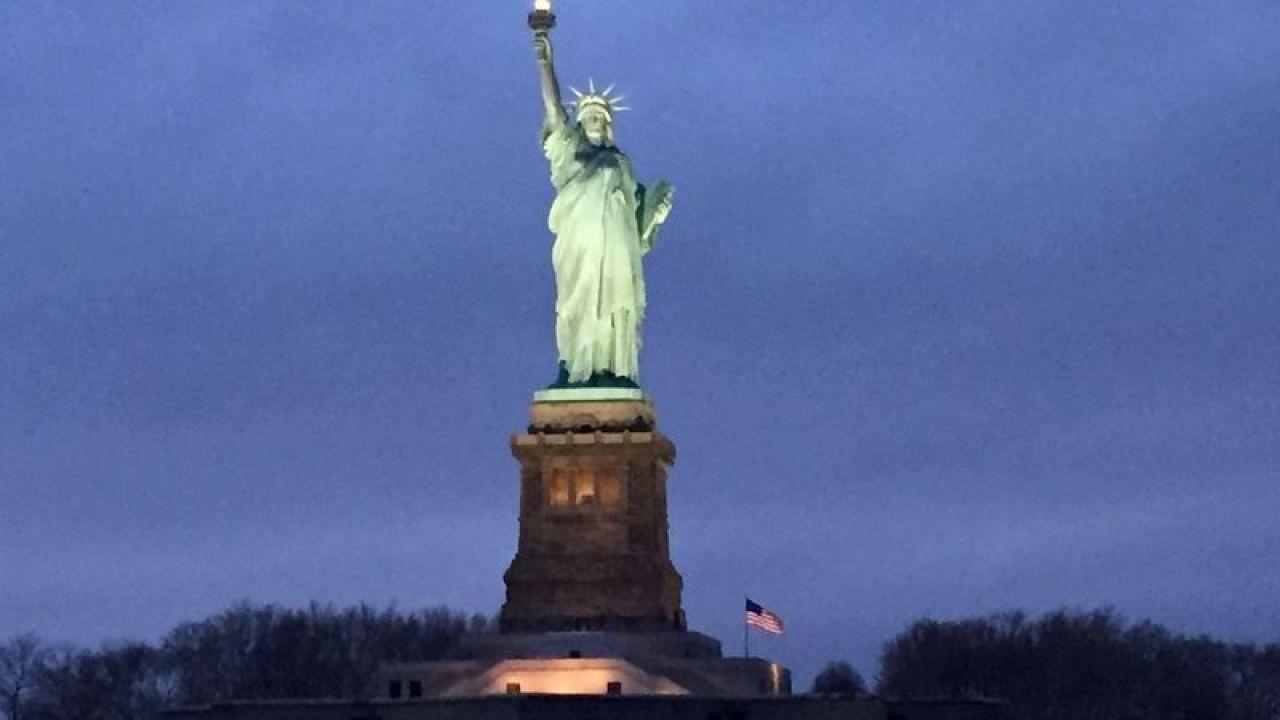 Ir A La Estatua De La Libertad Y Ellis Island Desde Nueva Jersey
