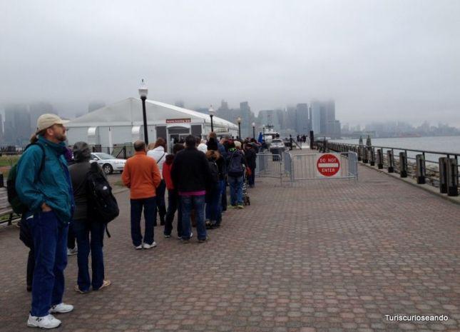 Visitar la Estatua de la Libertad y Ellis Island desde Nueva Jersey
