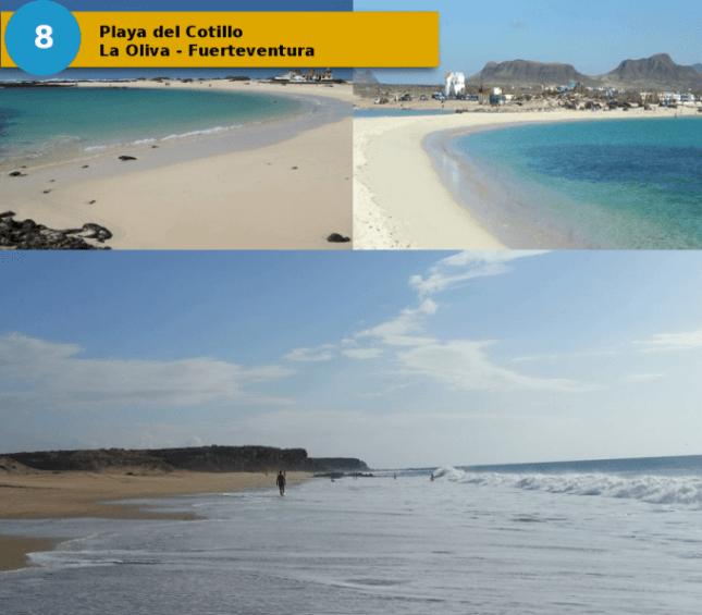 Turiscurioseando: top 10 playas de Canarias