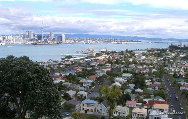 4 imprescindibles de Auckland