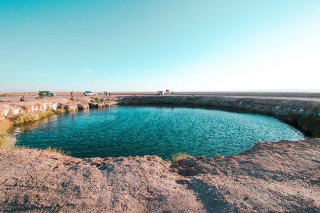 El Salar de Atacama en San Pedro de Atacama