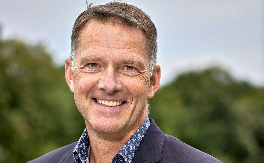Jens Müller, direktør, Destination Sjælland.