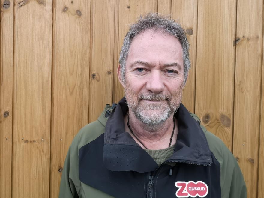 Richard Østerballe, Direktør Givskud Zoo - Zootopia