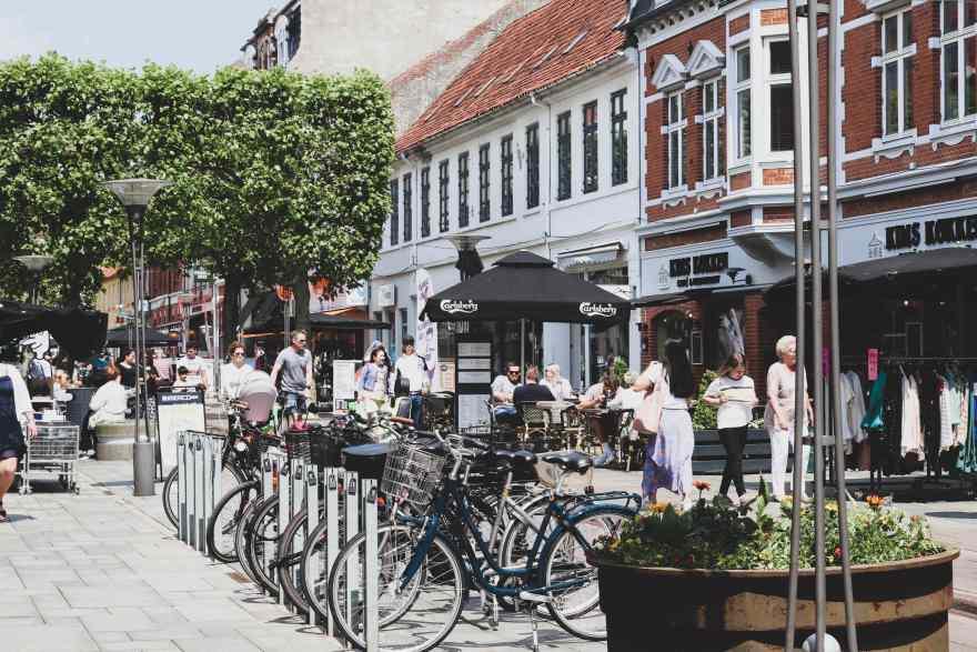 Fyn fik en fin turismesommer takket være mange danske gæster. Værre gik det i Destination Trekanten. (Arkivfoto: Irina Grotkjær)