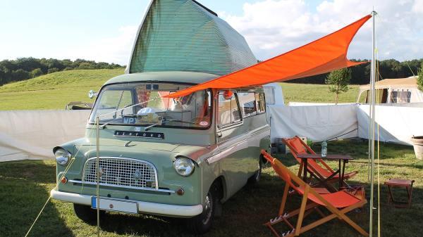 Camping Outdoor Museum på Egeskov åbner foråret 2021