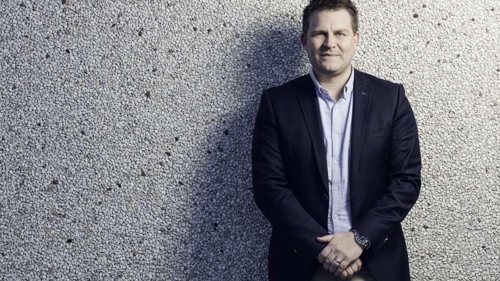René Zeeberg, direktør for Turisthus Nord. (PR-foto)