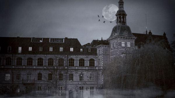 Villa Vendetta i H.C. Andersen Slottet. (PR-foto: Mikkel Trudslev)