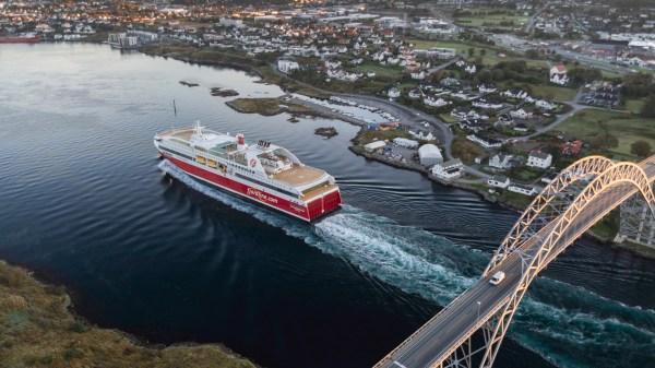 Politikerne i Bergen vedtog i 2018, at der skulle være en grænse for antallet af krydstogtskibe. (Foto: Visit Bergen)