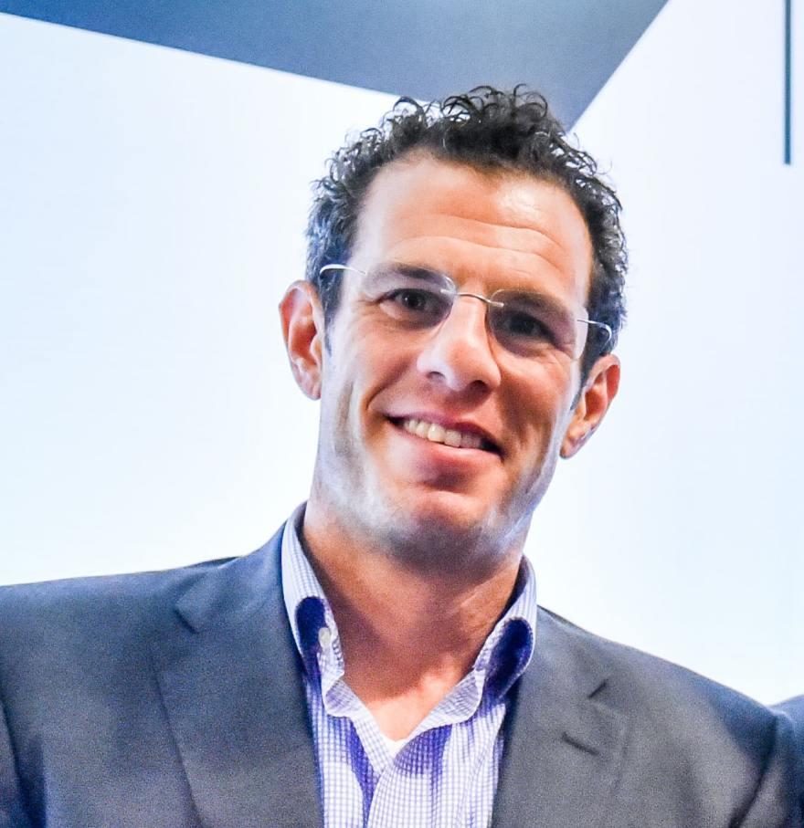 Doug Lansky er en internationalt anerkendt turismeekspert, og han er flittig brugt som keynotespeaker ved turismekonferencer. (PR-foto)