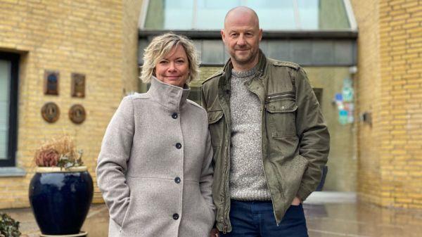 Ægteparret Lone Hejlskov og Palle Jensen skal stå i spidsen for Kystvejens Konferencecenter i Grenaa.