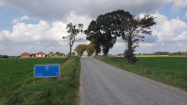 Hærvejen ved Urnehoved. Foto: CC/Hjart
