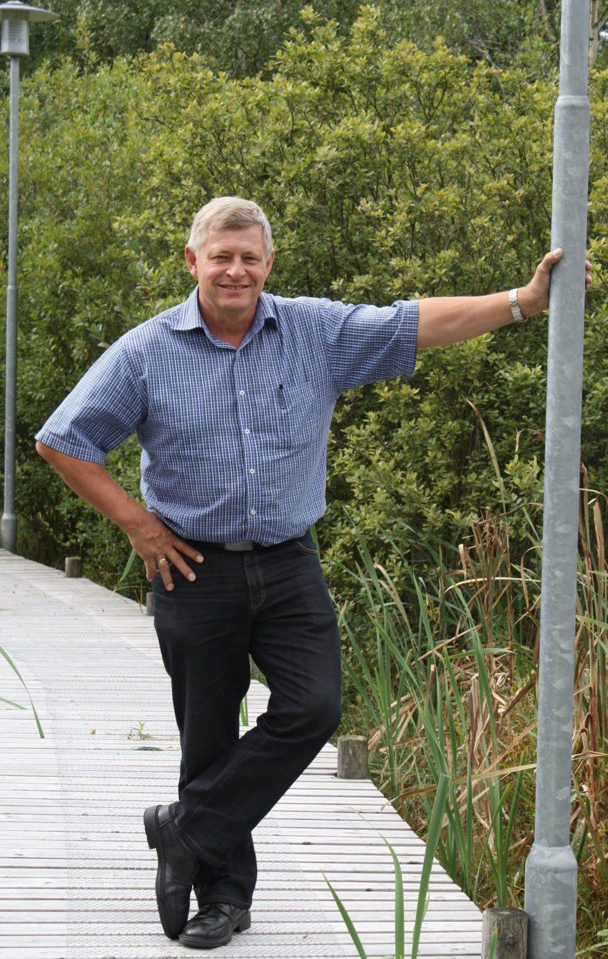 Erik Buhl, borgmester i Varde, har valgt ikke at genopstille ved efterårets kommunalvalg. (Foto: Varde Kommune)