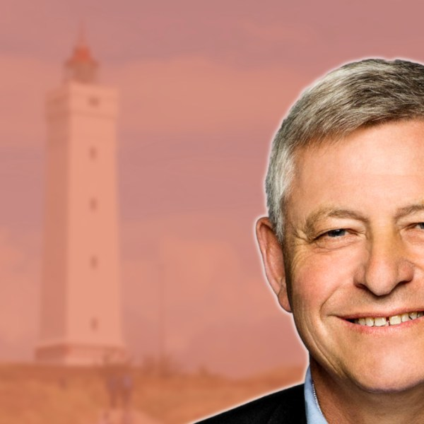 Borgmester Erik Buhl (Fotos: Varde Kommune)