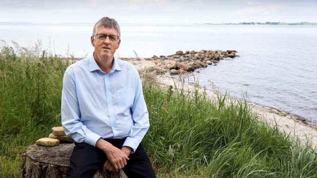 Sønderborgs borgmester, Erik Lauritzen. (PR-foto)