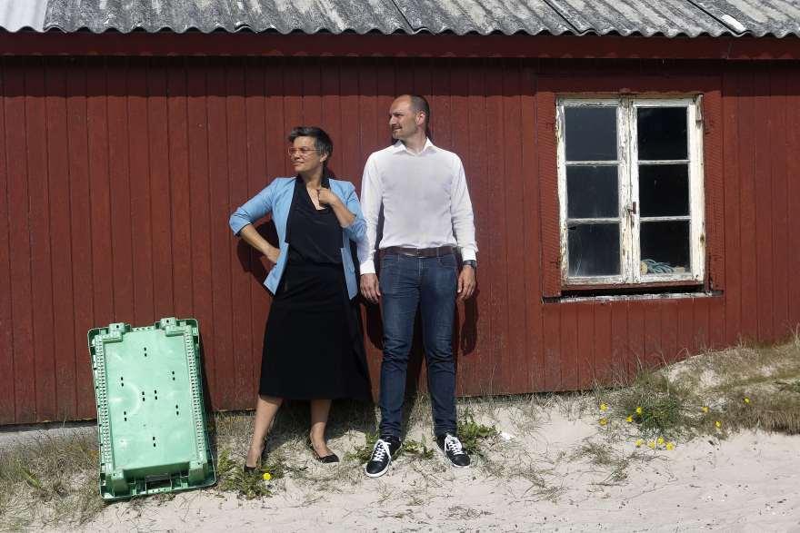 """""""For mig handler det om, at mine lokale succeser gerne skal blive endnu større i kraft af Destination Nordvestkystens arbejde,"""" siger Mai Manaa, turistchef i Thy. (Foto: Angelina Owino/Destination Nordvestkysten)"""