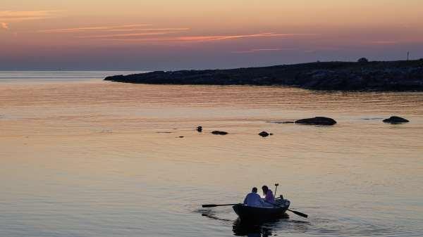 Danskerne valgte i høj grad at holde ferie under hjemlige himmelstrøg. Det viser overnatningstal for juni 2021. (Foto: Elin Tabitha)