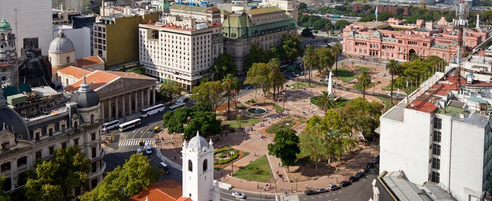 Plaza de Mayo | Sitio oficial de turismo de la Ciudad de Buenos Aires