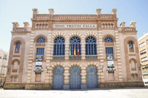 Turismo - Ayuntamiento de Cádiz   Gran Teatro Falla