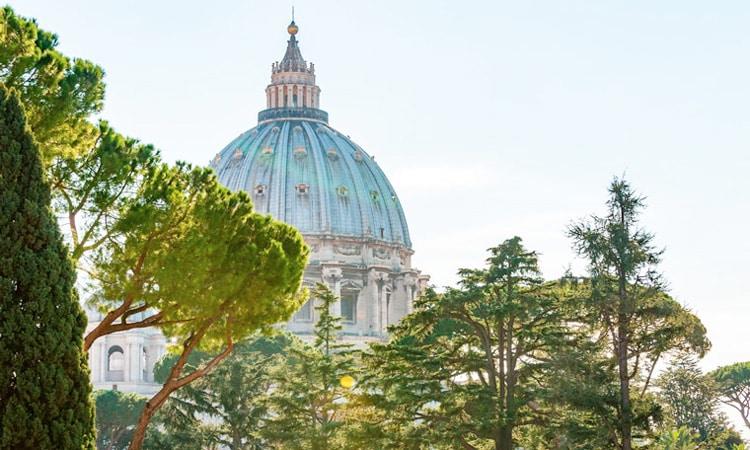 evite filas na basilica de sao pedro