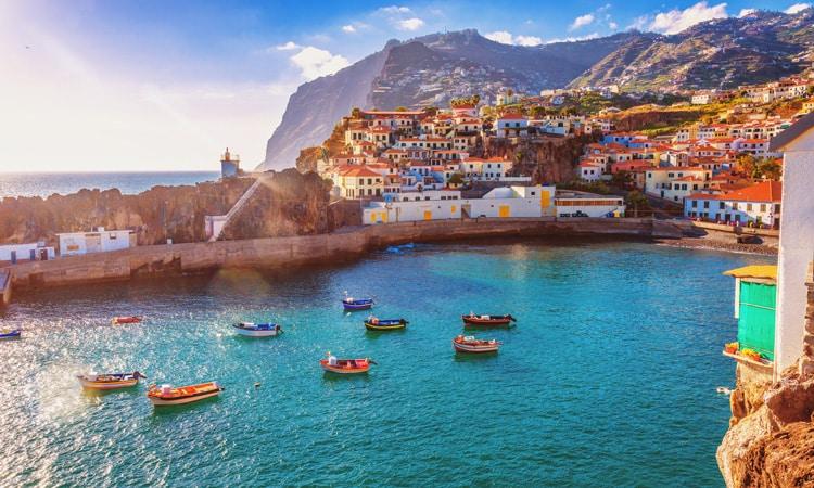 pontos turisticos de portugal funchal