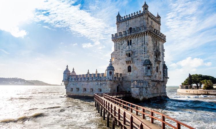 pontos turisticos de portugal torre de belem
