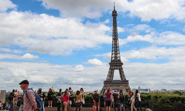 Paris e a Torre Eiffel