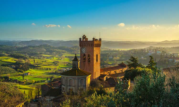 principais pontos turisticos italianos
