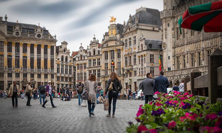 Bruxelas - capital da Bélgica