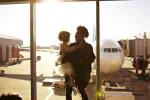 Viajar com filhos pra Europa