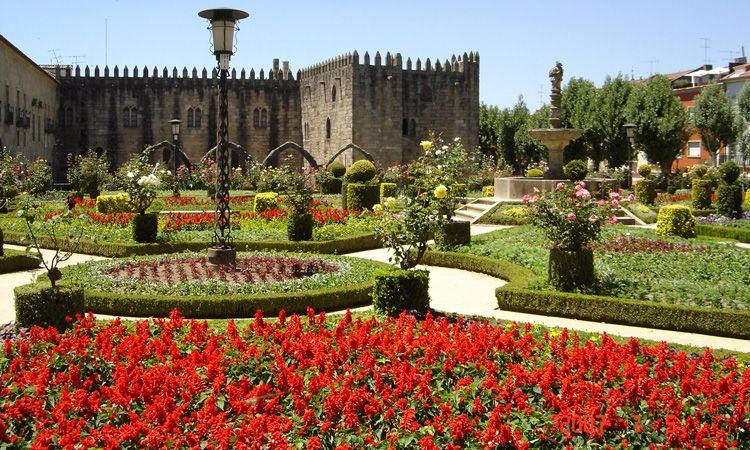 Jardim Santa Barbara Braga