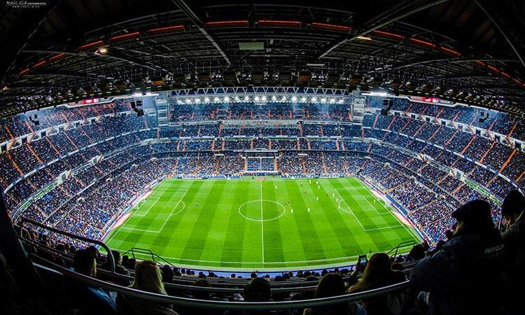 Estádio Santiago Bernabéu