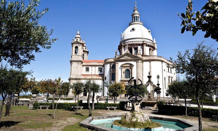 Santuário Sameiro Braga