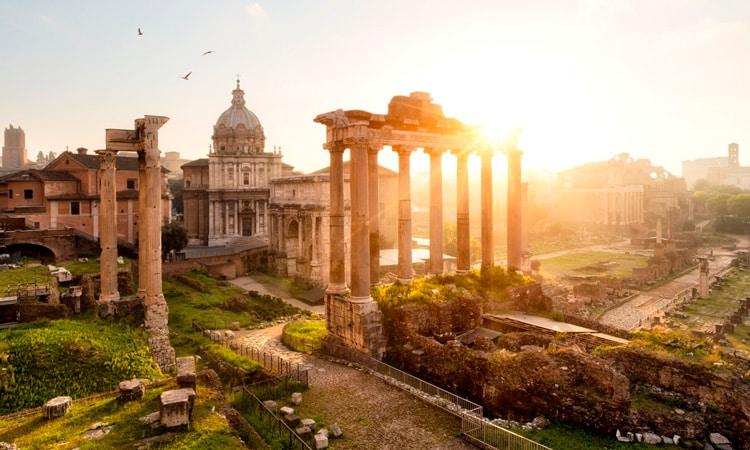 Verão é a melhor época para viajar para a Itália