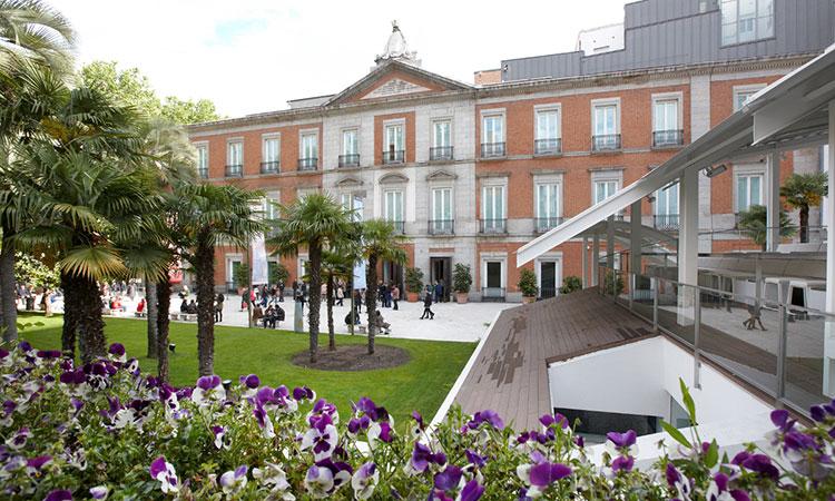 Museu Thyssen-Bornemisza em Madrid