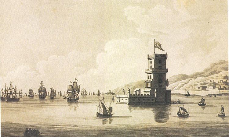 História da Torre de Belém