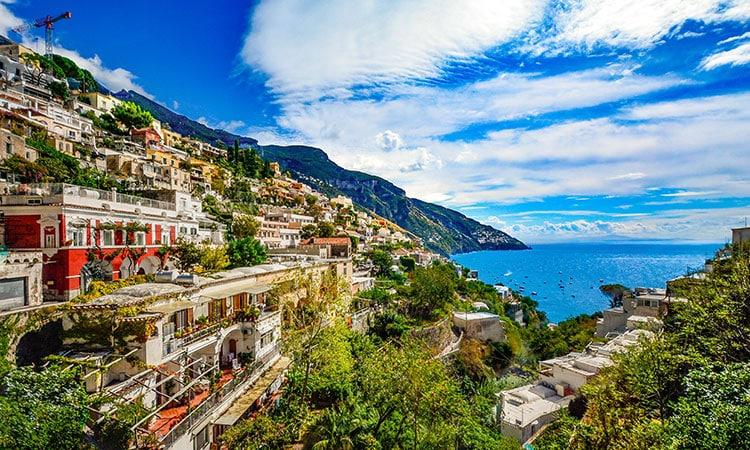 Cidade de Amalfi