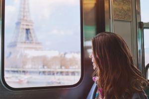 transporte público em paris