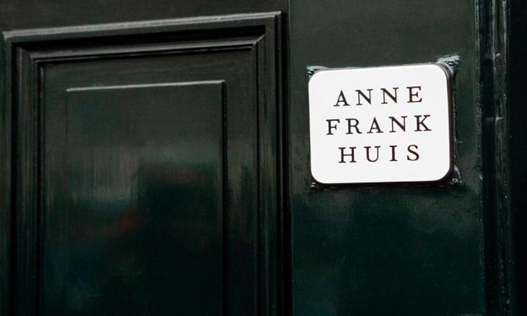 visitar a casa de anne frank