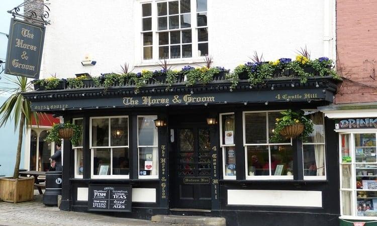 pub tradicional em Londres