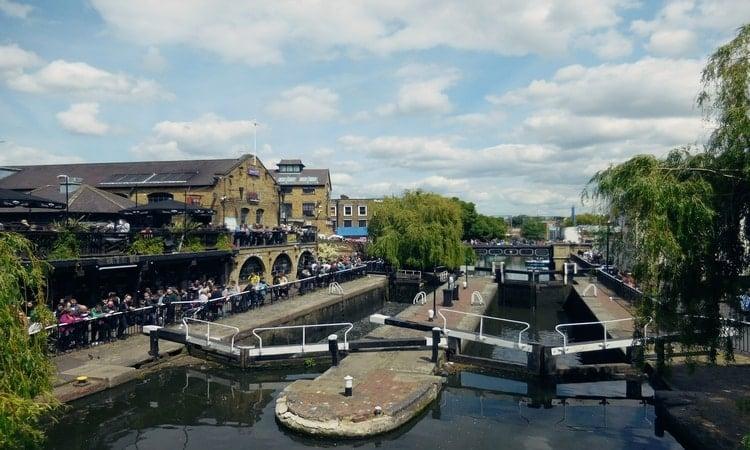 camden town canal