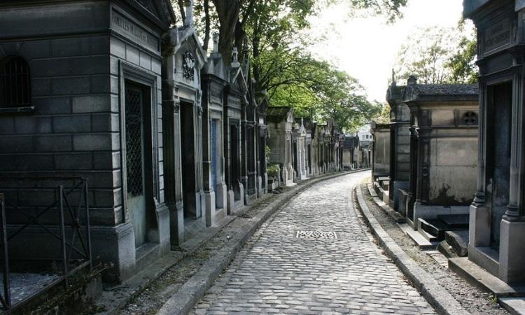 cemiterio do pere lachaise