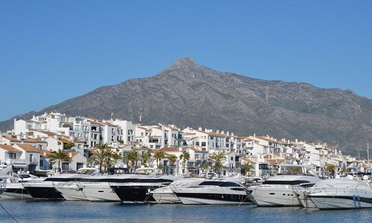 marbella espanha puerto banus
