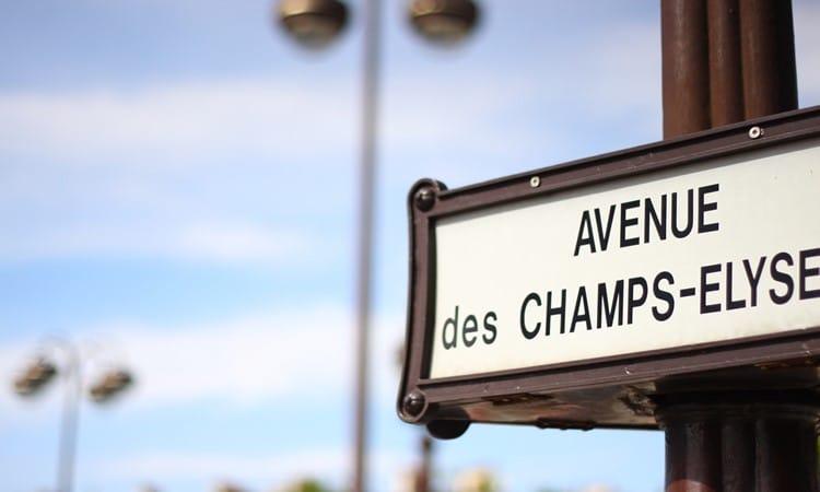 melhores reveillons na europa champs elysee
