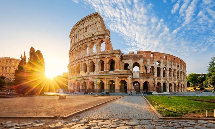 cidades italianas mais bonitas roma