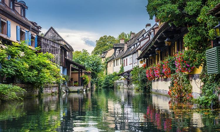Colmar na França