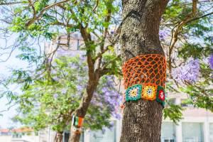 crochet sai a rua