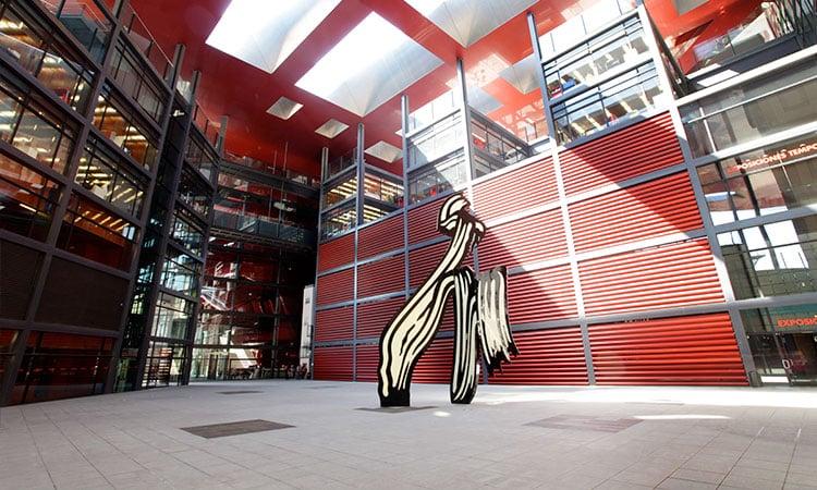 museus de-madrid reina sofia