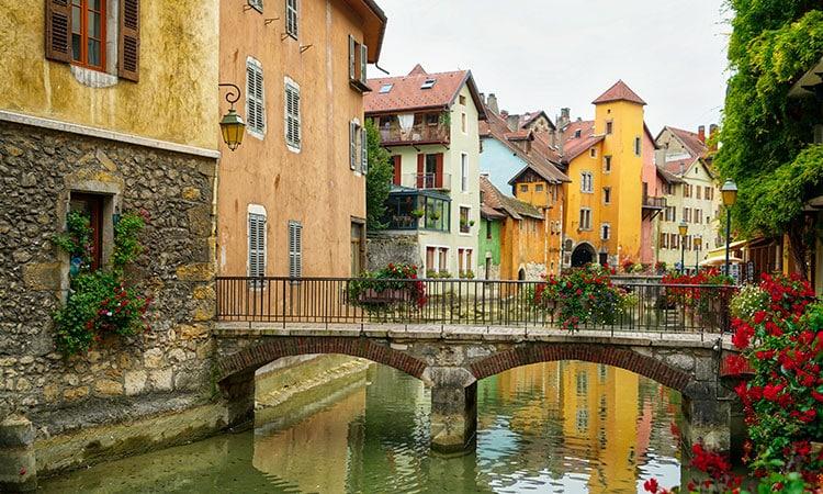 cidades da franca para visitar annecy